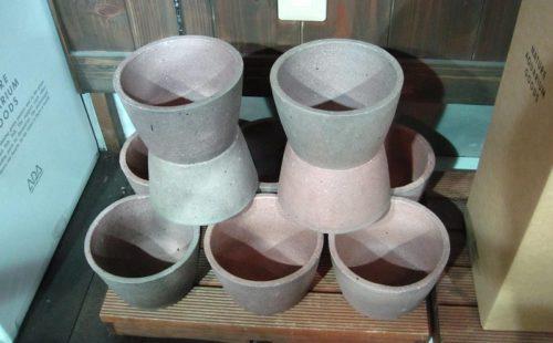 ADA_ギャラリー使用品 陶製鉢
