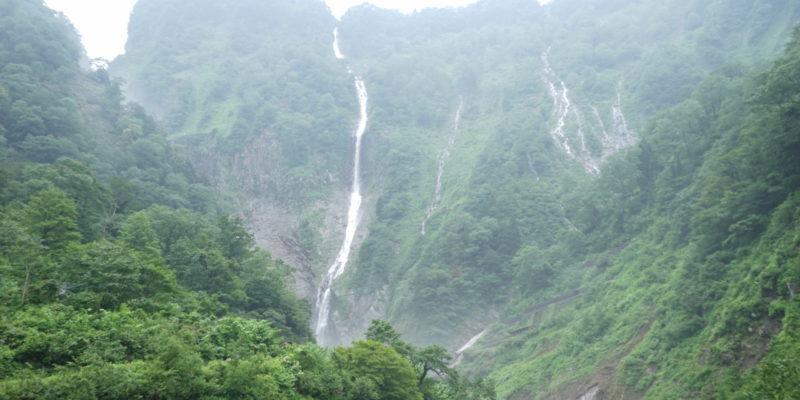富山県称名滝