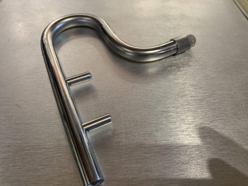 Single net pipe
