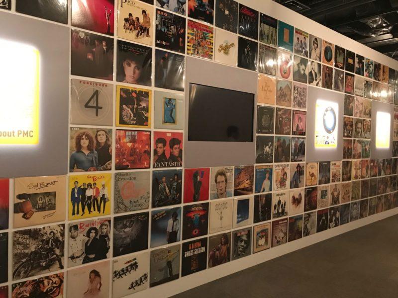 レコード展