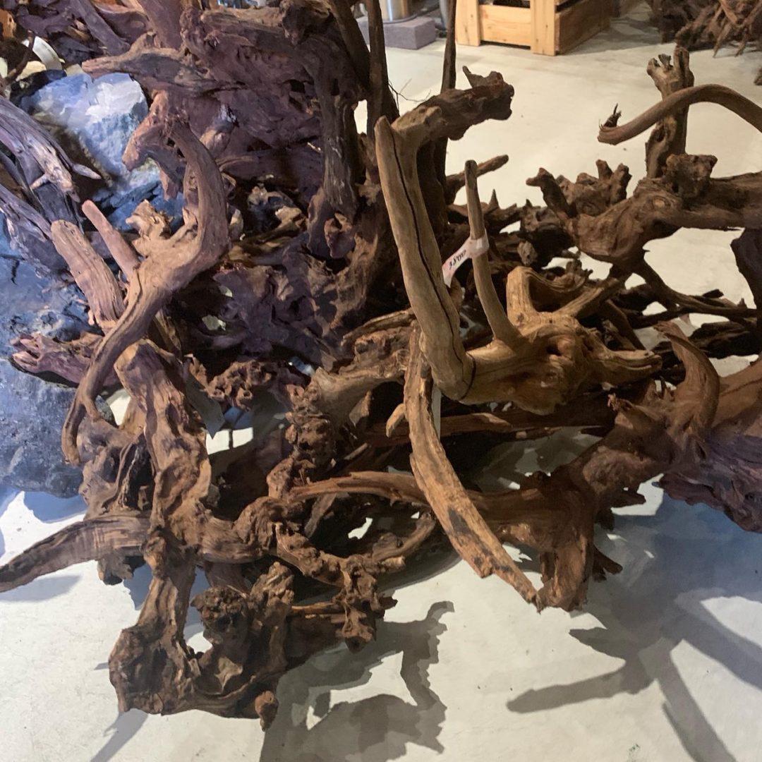 horn wood