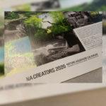 ADA NA CREATORS 2020 カレンダー入荷しました