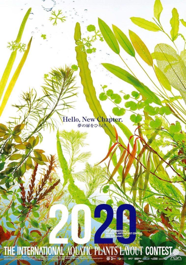 世界水草レイアウトコンテスト2020